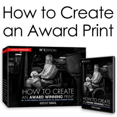 Award Print