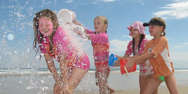 Kid beach Nude Photos 89