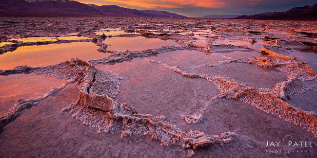 Saltworks, Death Valley National Park, CA