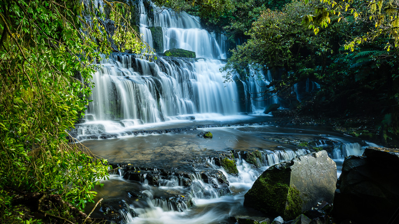 Best Light Setting For Waterfall Photography