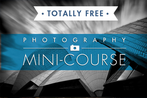 Free Photography Mini Course
