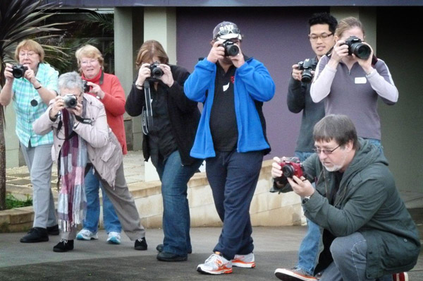 Digital SLR photography workshops in Port Stephens