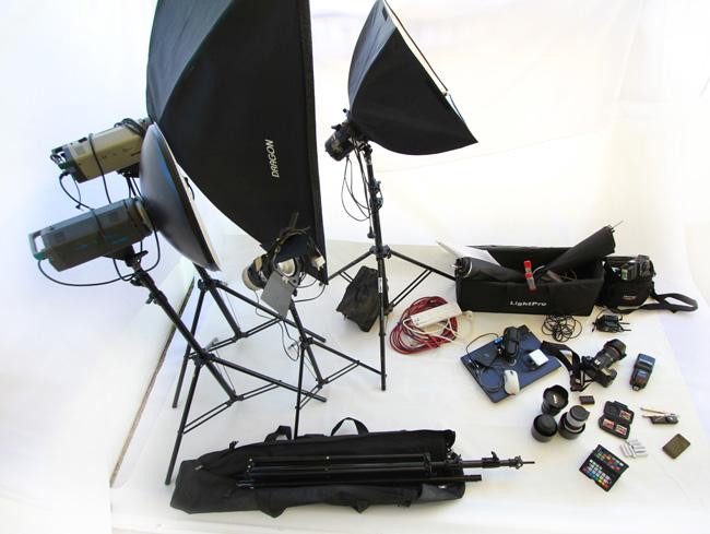 photo gears