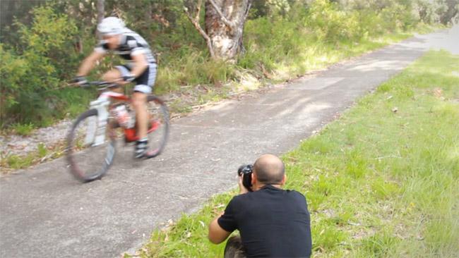 Cyclists - Wide Lens Thumbnail 2 copy