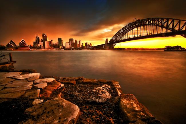 Sydney Harbour-1