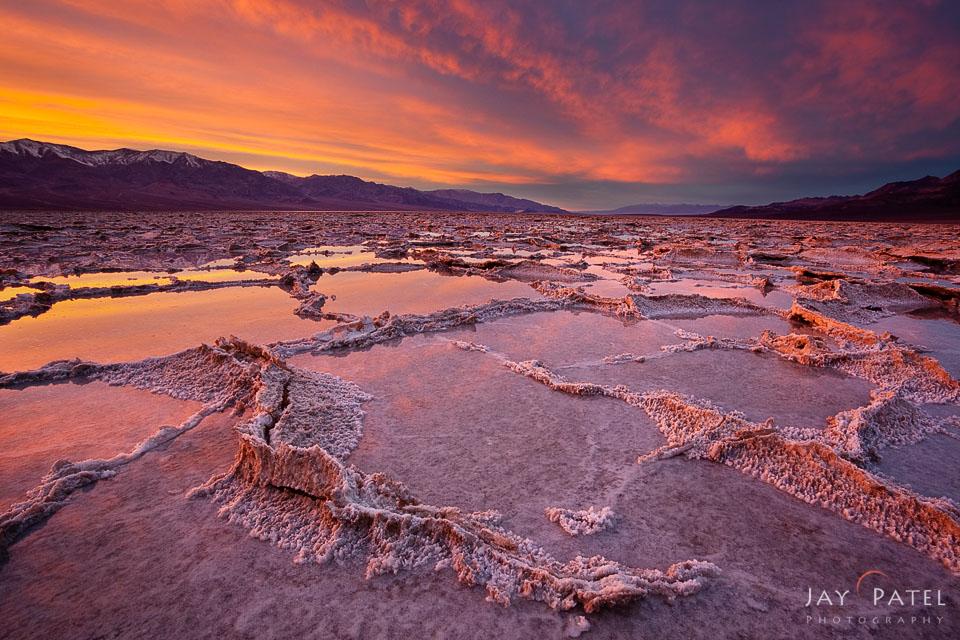 Saltworks, Death Valley National Park, CA