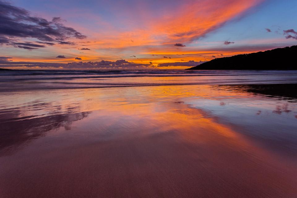 One Mile Beach, Anna Bay, NSW, Australia