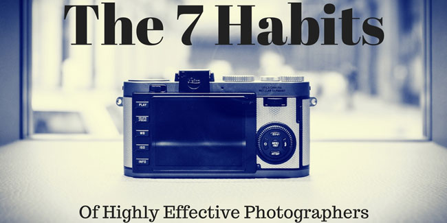 PP28 – 7 Habits of Highly Effective Photographers with Ugo Cei