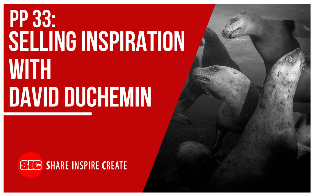 PP33 – Selling Inspiration with David duChemin