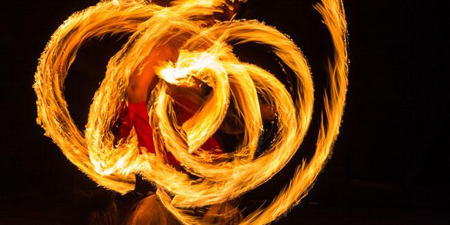 SIC 59 – Fijian Fire Dancer