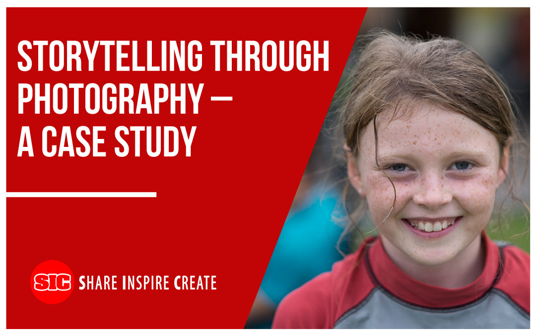 Storytelling Through Photography – a Case Study