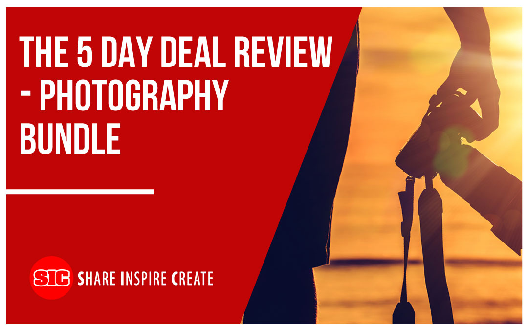 The 5 Day Deal Review – Photography Bundle
