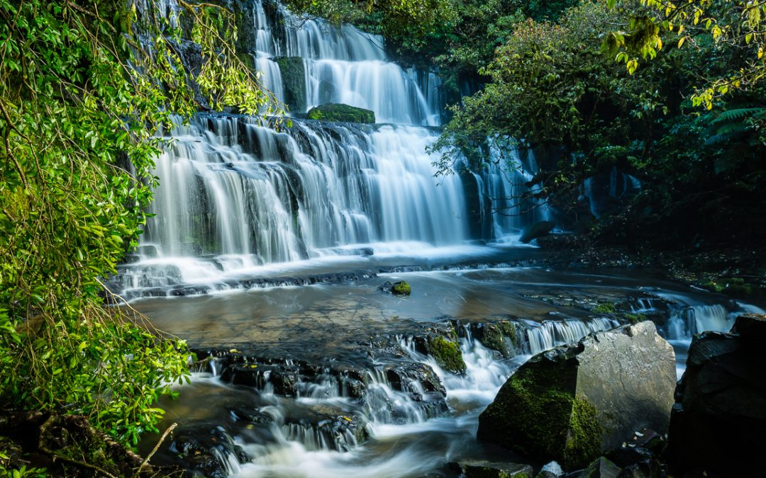 [Part 5 of 7] Waterfalls & Streams: Being in Nature
