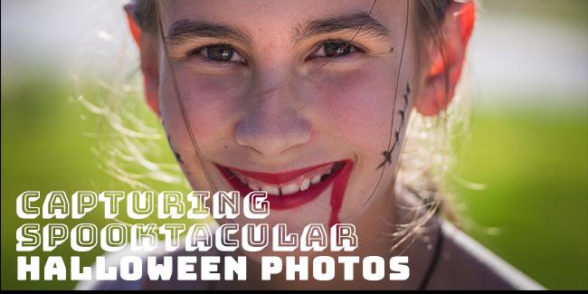 Capturing SPOOKTACULAR Halloween Photos