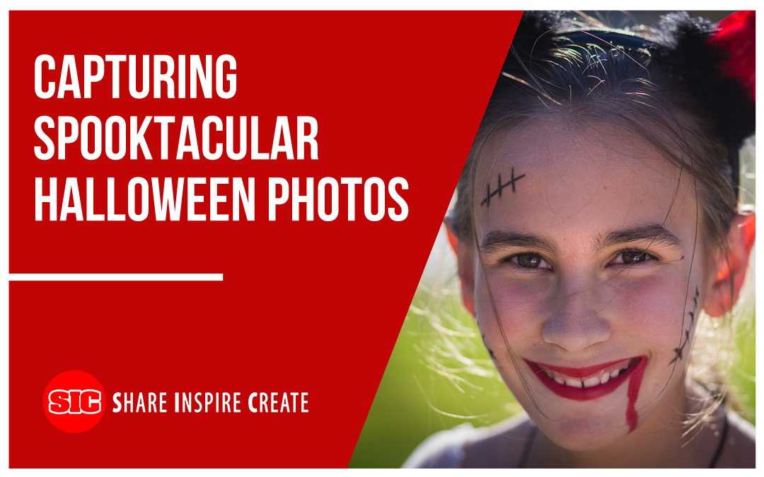Capturing SPOOKTACULAR Halloween Photos
