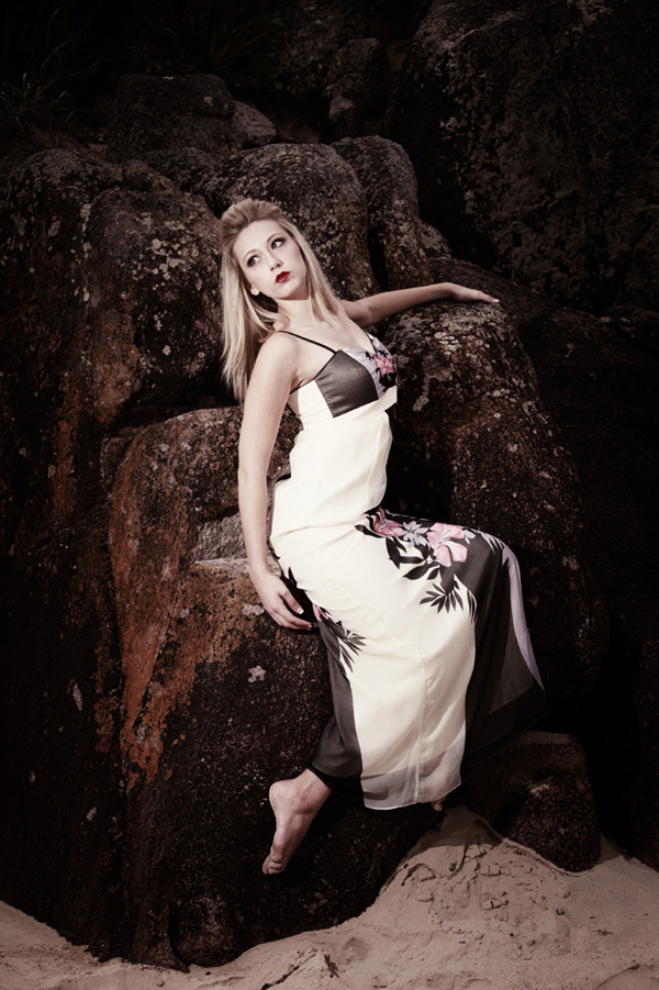 Model photography port stephens