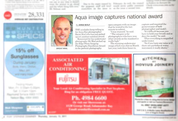 Port stephens examiner newspaper