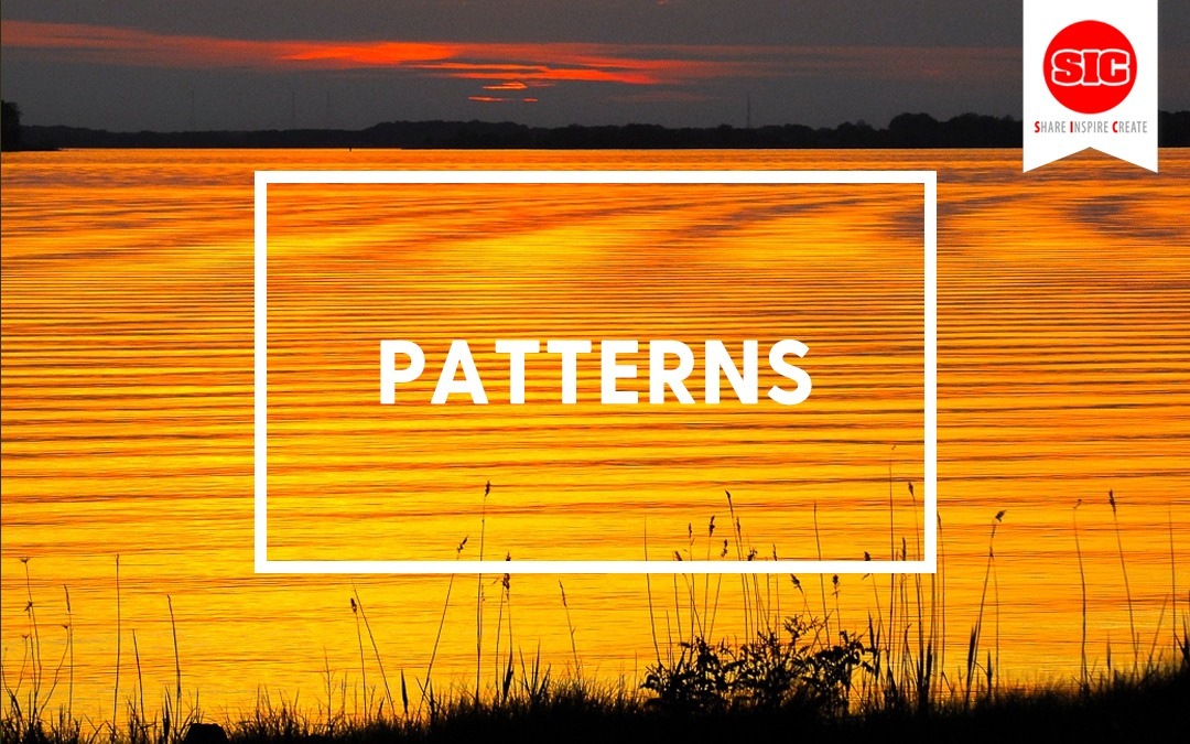 Telling a Story Through An Image Using Patterns