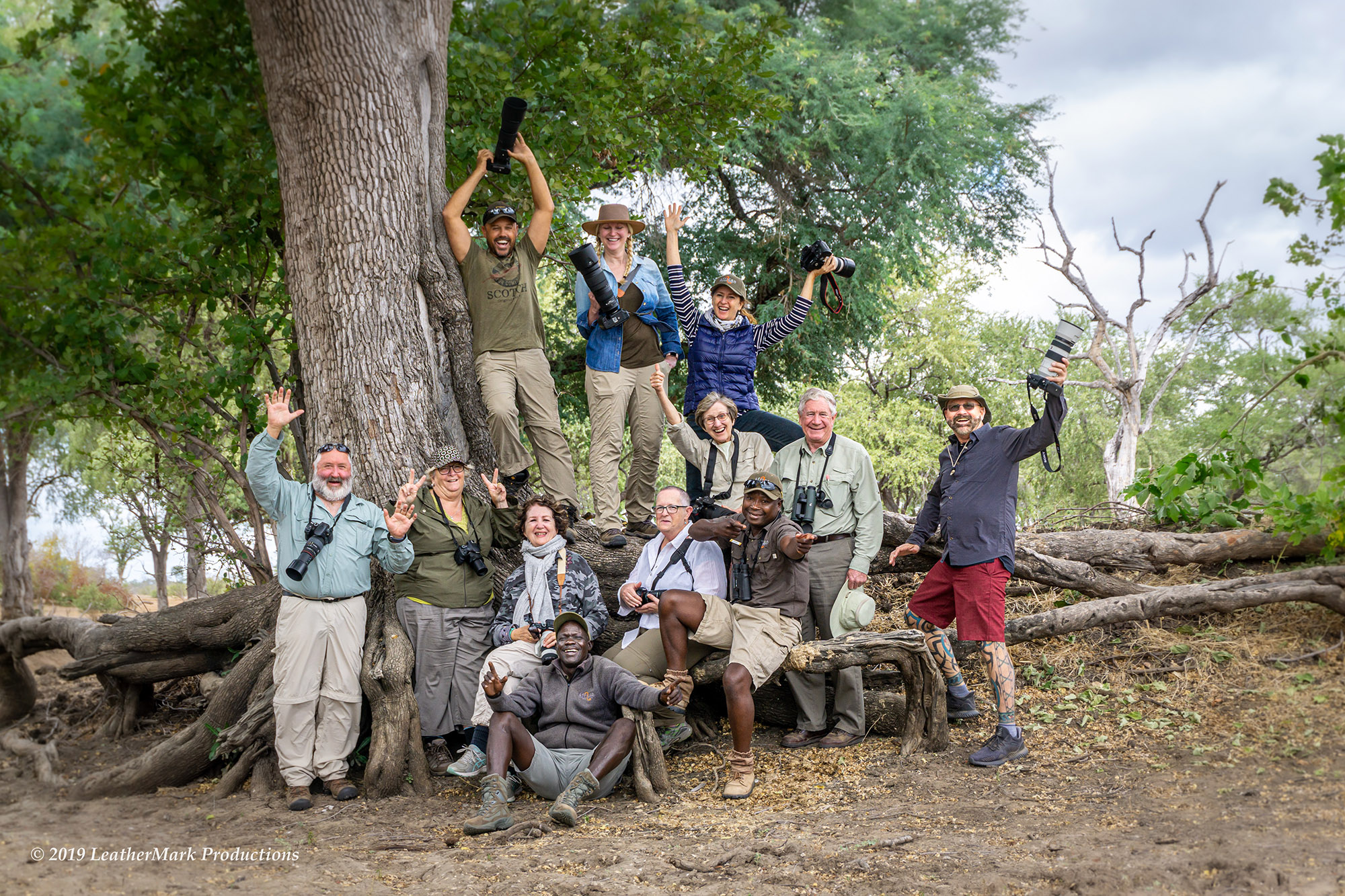 Safari Adventure 2019 – Special Edition BootCamp Magazine